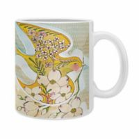 "DENY Designs Cori Dantini ""The Goldfinch"" Mugs (Set of 2)"