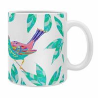 "DENY Designs Jacqueline Maldonado ""Songbirds 1"" Mugs (Set of 2)"