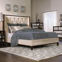 Powell Regent King Bed in Walnut