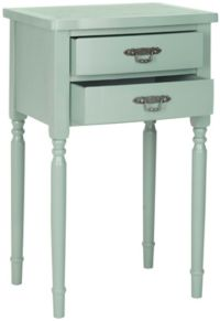 Safavieh Marilyn End Table in Grey