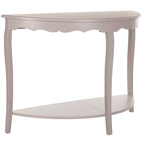 Safavieh christina console in quartz grey bed bath amp beyond