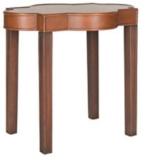 Mizel End Table in Brown
