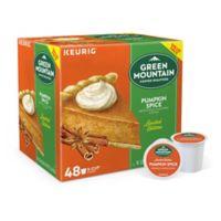 Keurig® K-Cup® Pack 48-Count Green Mountain Coffee® Seasonal Selections Pumpkin Spice