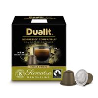 Dualit® 60-Count NX Origins Sumatra Mandheling Nespresso® Compatible Coffee Capsules