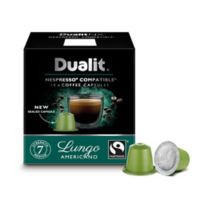 Dualit® 60-Count NX Lungo Nespresso® Compatible Coffee Capsules