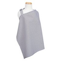 Trend Lab® Chevron Nursing Cover in Dark Grey