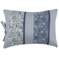 Mary Jane's Home Dora 12-Inch x 16-Inch Oblong Throw Pillow in Blue