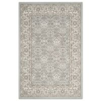 Safavieh Carmel Jaques 5-Foot x 7-Foot Area Rug in Ivory/Blue