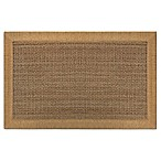 Home Dynamix Gentle Step 1-Foot 7-Inch x 2-Foot 7-Inch Memory Foam Mat in Beige