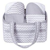 Trend Lab® 5-Piece Baby Bath Gift Set in Gray