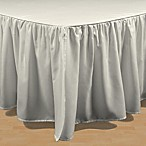 Brielle Stream Queen Bed Skirt in Ivory