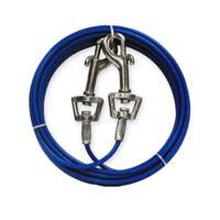 Tie Out Swivel 20ft Leash in Blue
