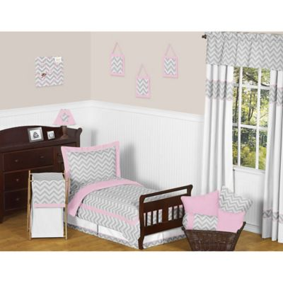 Buy Tl Care 174 Soft Dot 4 Piece Toddler Bedding Set In Green