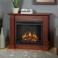 Real Flame® Devin Electric Fireplace in Dark Espresso