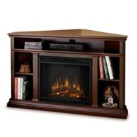 Real Flame® Churchill Electric Fireplace Media Console in Dark Espresso