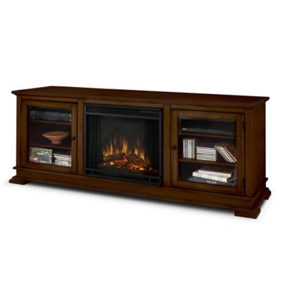 Buy Black Electric Fireplace From Bed Bath Beyond