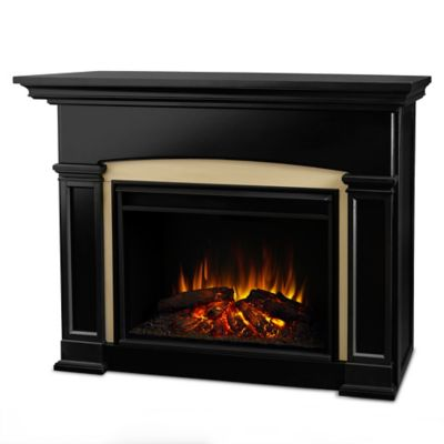 Buy Black Electric Fireplace from Bed Bath & Beyond