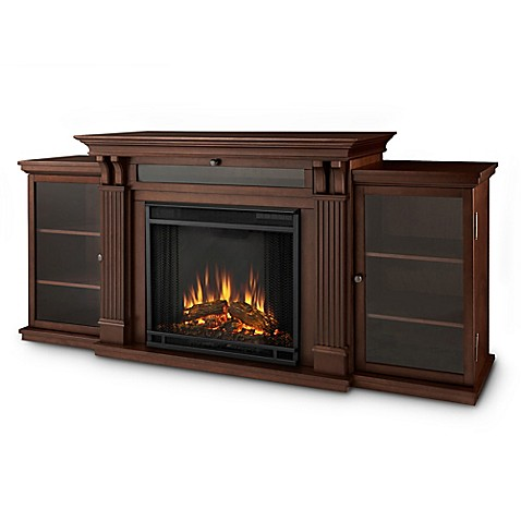 Real Flame Calie 67 Inch Freestanding Media Console