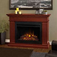 Real Flame® Kennedy 55-Inch Freestanding Electric Fireplace in Dark Espresso