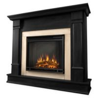 Real Flame® Silverton Electric Fireplace in Black