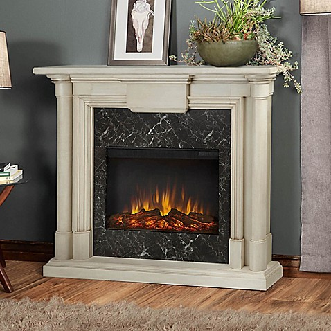 Real Flame Maxwell Electric Fireplace Bed Bath Beyond