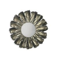 Jamie Young Company Harvest Antique Mirror in Silver