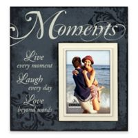 "Malden® ""Moments"" 5-Inch x 7-Inch Frame"