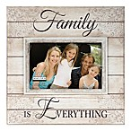 Malden® 4-Inch x 6-Inch Wooden Family  Photo Frame in Cream