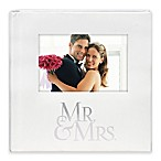 "Malden® ""Mr. and Mrs."" Photo Album"