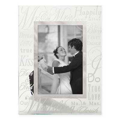 Buy Wedding Anniversary Frames from Bed Bath & Beyond