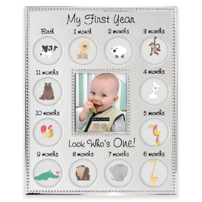 Buy First Year Frame from Bed Bath & Beyond