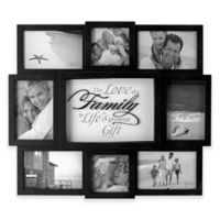 "Malden® ""The Love of Family"" 8-Photo Collage Picture Frame"