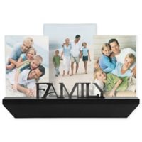 Malden® 3-Photo Family Shelf Picture Frame