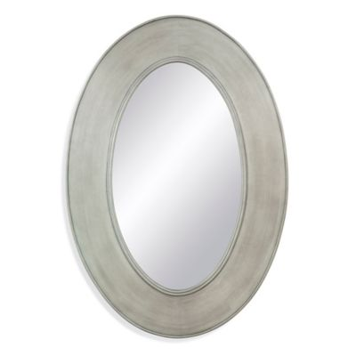 Oval Wall Mirror buy oval wall mirrors from bed bath & beyond