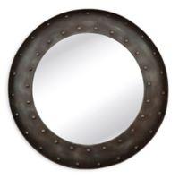 Bassett Mirror Company Kirk Metal Wall Mirror