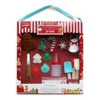 Handstand Kitchen Cookies for Santa Kit
