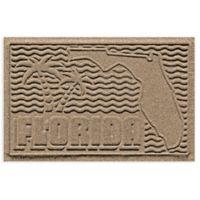 Weather Guard™ Florida 2-Foot x 3-Foot Door Mat in Camel
