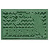 Weather Guard™ Florida 2-Foot x 3-Foot Door Mat in Light Green