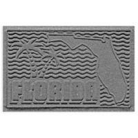 Weather Guard™ Florida 2-Foot x 3-Foot Door Mat in Grey