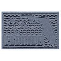 Weather Guard™ Florida 2-Foot x 3-Foot Door Mat in Blue Stone