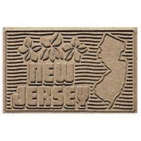 Weather Guard™ New Jersey 2-Foot x 3-Foot Door Mat in Camel