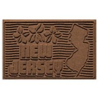 Weather Guard™ New Jersey 2-Foot x 3-Foot Door Mat in Dark Brown
