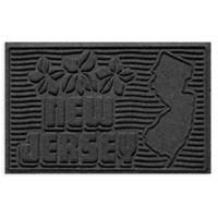 Weather Guard™ New Jersey 2-Foot x 3-Foot Door Mat in Charcoal