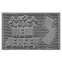 Weather Guard™ New Jersey 2-Foot x 3-Foot Door Mat in Grey