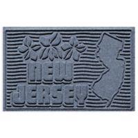 Weather Guard™ New Jersey 2-Foot x 3-Foot Door Mat in Blue Stone