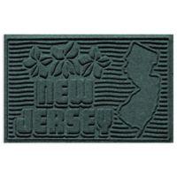Weather Guard™ New Jersey 2-Foot x 3-Foot Door Mat in Evergreen