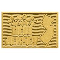 Weather Guard™ New Jersey 2-Foot x 3-Foot Door Mat in Yellow