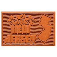 Weather Guard™ New Jersey 2-Foot x 3-Foot Door Mat in Orange