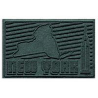 Weather Guard™ New York 2-Foot x 3-Foot Door Mat in Evergreen