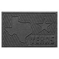 Weather Guard™ Texas 2-Foot x 3-Foot Door Mat in Charcoal
